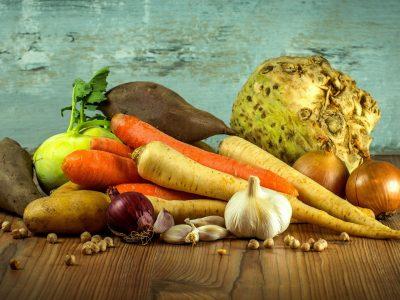 Mikronährstoffe, Ernährung